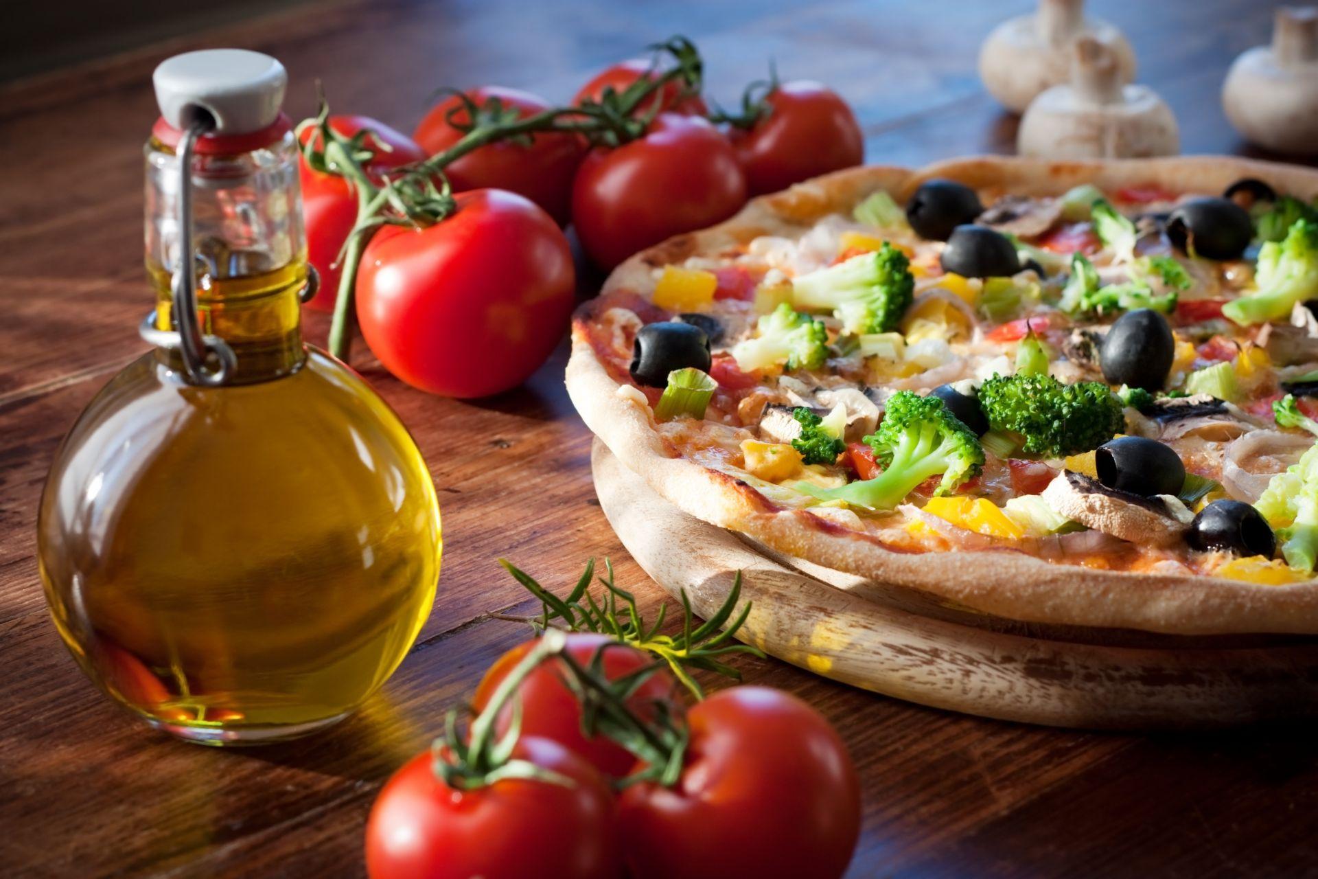 Najlepsza pizza do wyboru ciasto: PSZENNE lub GRAHAM